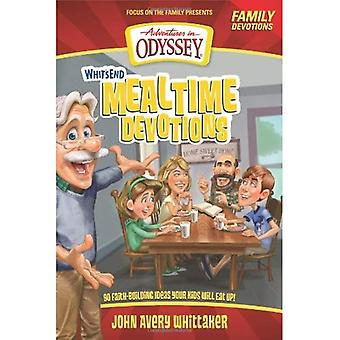 Whit's End Mealtime Moments (Adventures in Odyssey Books)