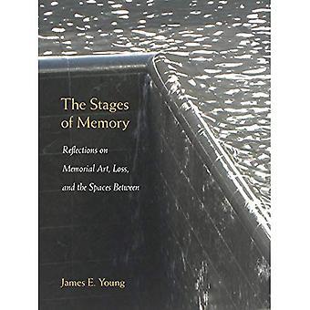Les étapes de la mémoire: réflexions sur l'Art de Memorial, la perte et les espaces entre - histoire publique dans une Perspective historique