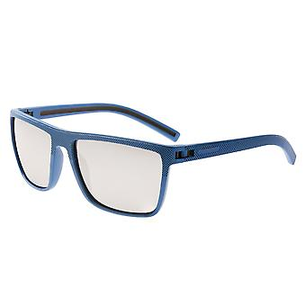 Simplify Dumont Polarized Sunglasses - Blue/Silver