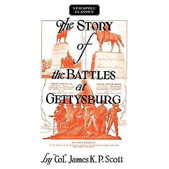 Historien om slagen vid Gettysburg
