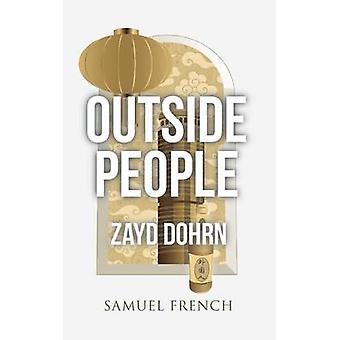 Buiten mensen door Dohrn & Zayd