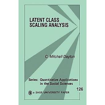 Classe latente scala analisi di Dayton & C. Mitchell