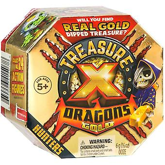 Treasure X, Dragons Gold - Hunters pack