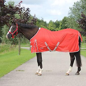 QHP Fly Sheet Color (Horses , Horse riding equipment , Bed covers , Summer)