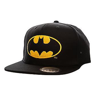DC Comics Classic Batman Logo Snapback Cap