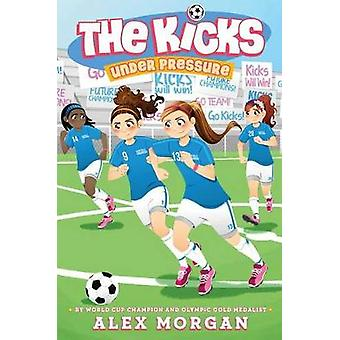 Under Pressure by Alex Morgan - 9781481481502 Book