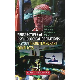 Perspektiven der Psychological Operations (PSYOP) in zeitgenössischen Conf