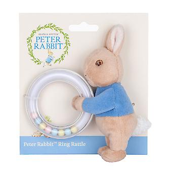 Beatrix Potter Peter Rabbit Ring Rattle