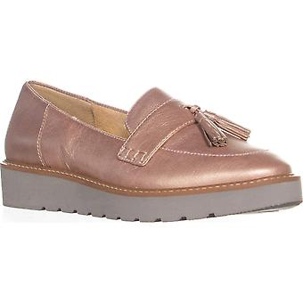 Naturalizer Womens August Leather Round Toe Mules