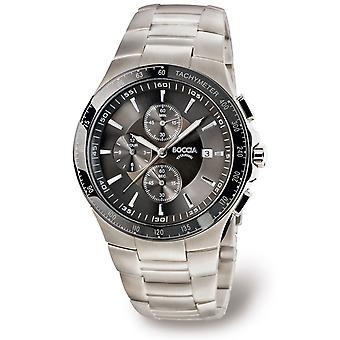 Boccia Titanium mens watch 3773-01