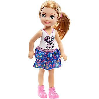 Barbie Club Chelsea Cat Top Doll