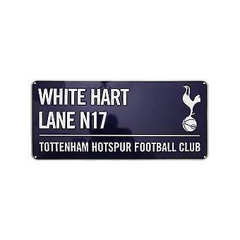 Tottenham Hotspur FC White Hart Lane Street skylt