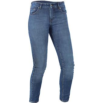 Oxford Blue Hinksey - Regular Womens Motorcycle Jeans