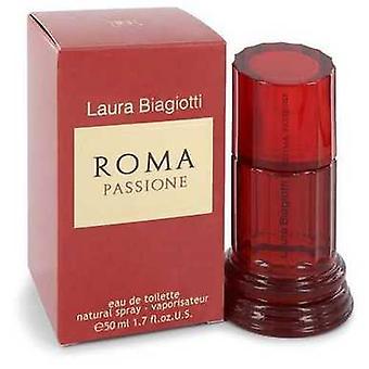 Roma Passione By Laura Biagiotti Eau De Toilette Spray 1.7 Oz (women) V728-545141