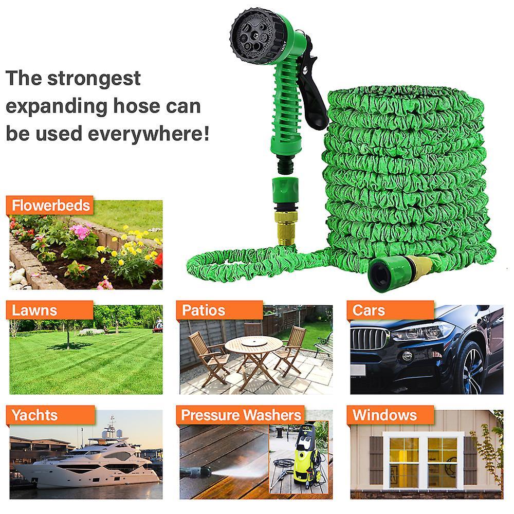 Hercul-Easy   Lightweight Expanding Garden Hose   Easylife Group   25ft-100ft