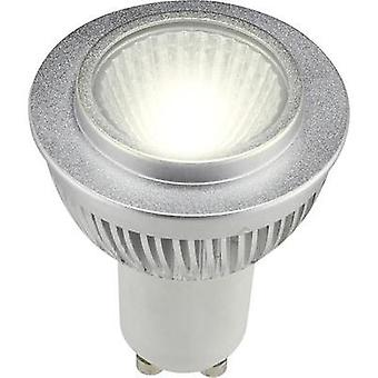 LED GU10 Reflector 4 W = 25 W Warm white (Ø x L) 49,20 x 64,50 mm EEC: a + Sygonix 1 PC