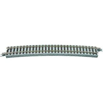 Rokuhan 7297012 Z Curved track (reverse curve)