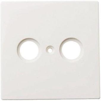 GAO Cover TV, Radio socket Starline White