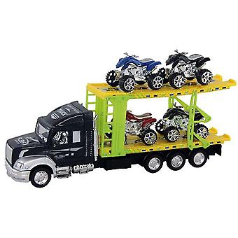 Cladellas  Porta truck Quads (Toys , Vehicles And Tracks , Mini Vehicles , Cars)