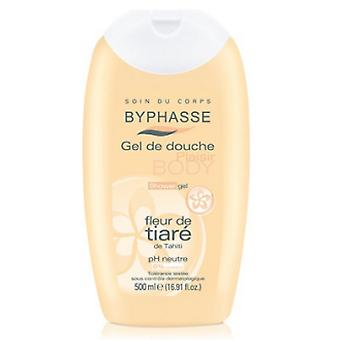 Byphasse Tiare Flower Shower Gel 500 Ml