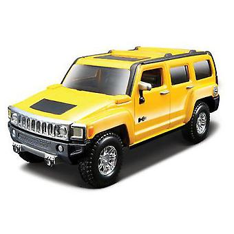 Burago Hummer H3 (Kids , Toys , Vehicles , Mini Cars)