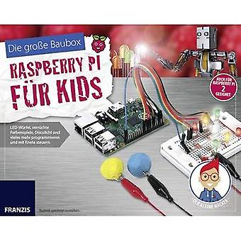 Science kit (set) Franzis Verlag 978-3-645-65291-9 14 years and over