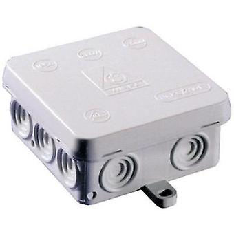 Wiska Wet-room junction boxes KA 12 Humid room cable junction boxes White IP54
