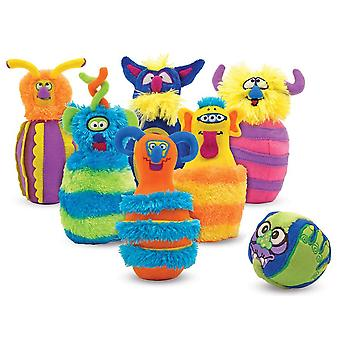 Melissa & Doug Monster Bowling Spielzeug