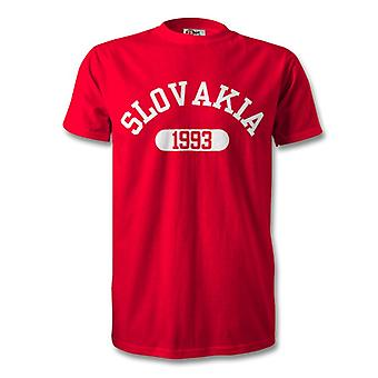 Slovakia Independence 1993 T-Shirt