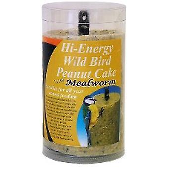 Dawn Chorus høj energi Peanut Mejsekage, Mealworm (pakke med 12)