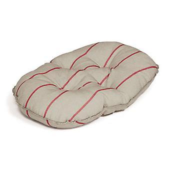 Heritage sildeben quiltet madras 84cm (33