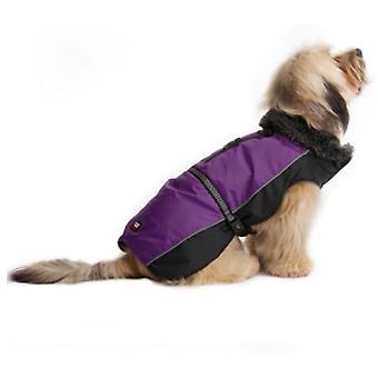 Dog Gone Smart Aspen Jackets Purple / Black 8