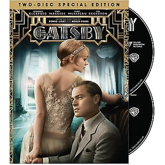 Great Gatsby (2013) [DVD] USA importeren