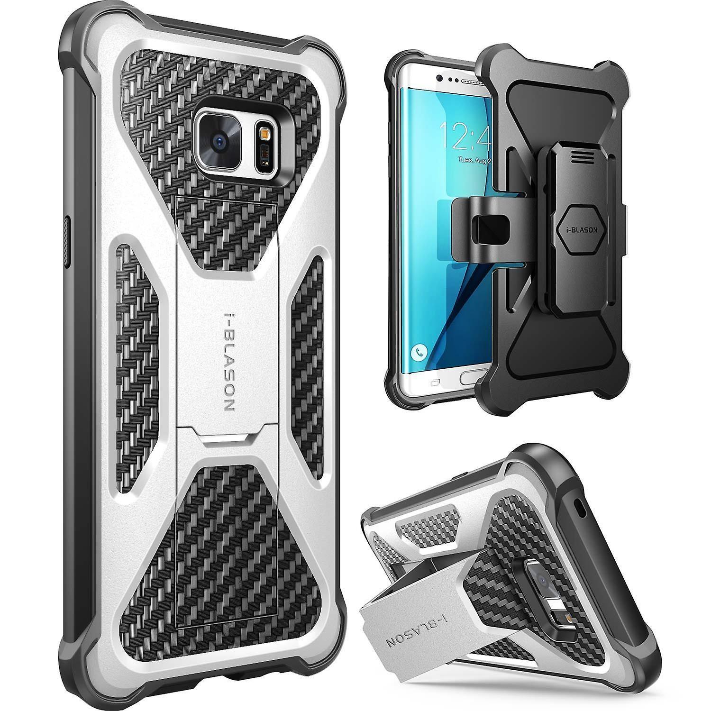 i-Blason-Galaxy Note 7 Case-Transformer Dual Layer Case-White