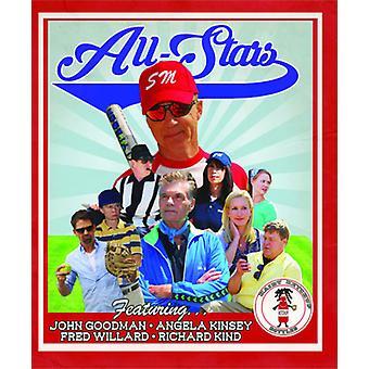 Importación de USA All-Stars [Blu-ray]