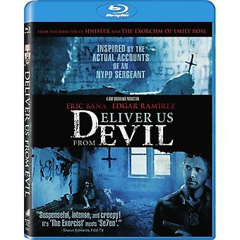 Deliver Us From Evil [BLU-RAY] USA importieren