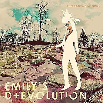 Esperanza Spalding - Emilys D+Evolution [Vinyl] USA import
