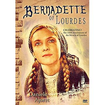 Bernadette of Lourdes [DVD] USA import