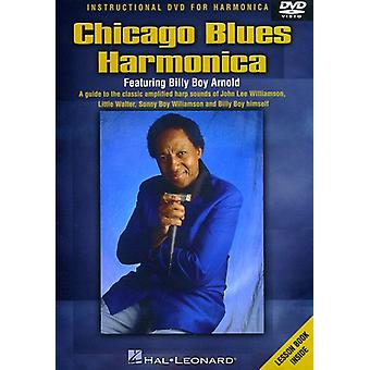 Chicago Blues mondharmonica - Chicago Blues mondharmonica [DVD] USA import