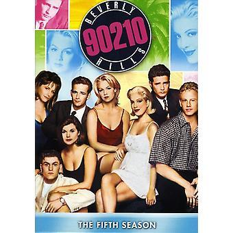 Beverly Hills 90210 - Beverly Hills 90210: Season 5 [DVD] USA import