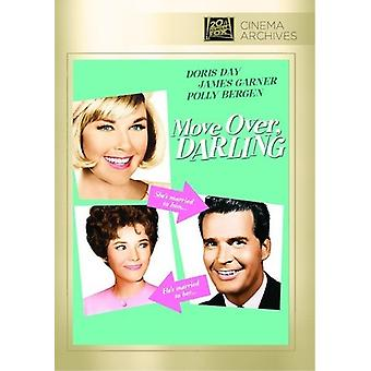 Move Over Darling [DVD] USA import