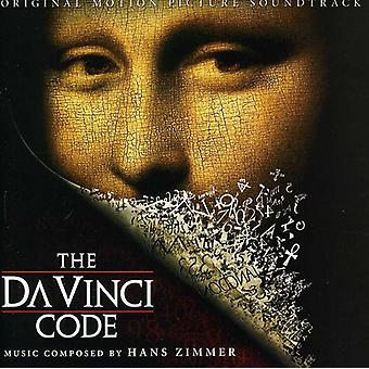 Various Artists - The Da Vinci Code [Original Motion Picture Soundtrack] [CD] USA import