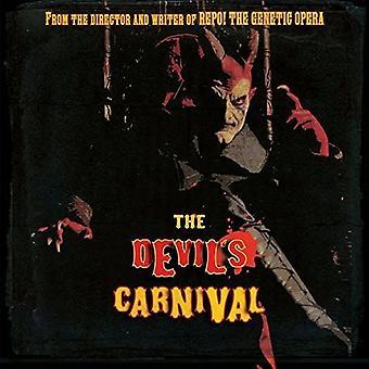 The Devil's Carnival - Devils Carnival the [Vinyl] USA import