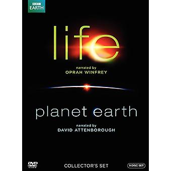 Life/Planet Earth [DVD] USA import