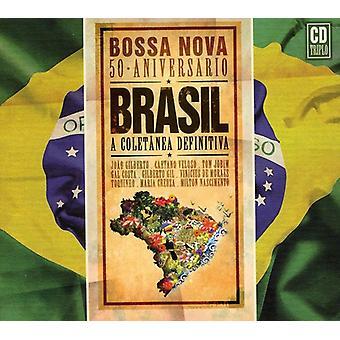 Brasil-Bossa Nova 50 Aniversario - Brasil-Bossa Nova 50 Aniversario [CD] USA import