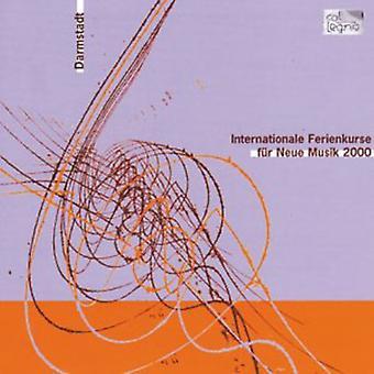 Darmstadt 2000/Cruxification - Darmstadt 2000 [CD] USA import