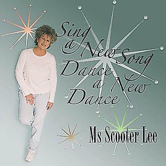 Scooter Lee - synge en ny sang dans en ny dans evangeliet [DVD] USA import