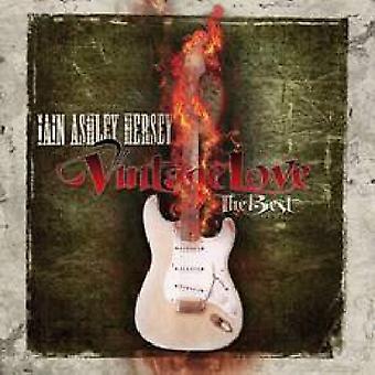 Iain Ashley Hersey - Vintage Love [CD] USA import