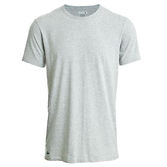 Lacoste Underwear Crew Neck T-Shirt Grey Marl