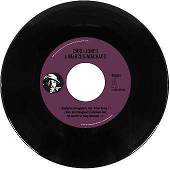 Daru Jones X Marcus Machado / Discipline - Nice Girl (Gangstarr) / Meat Grinder (Madvillain) [Vinyl] USA import